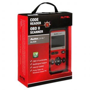 Autel AL529 box