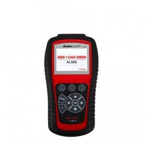 Autel AL609 OBD2 en ABS foutcodelezer