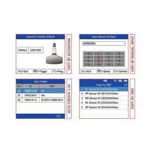 Autel TPMS sensor ID