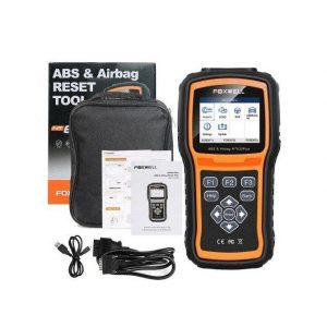 Foxwell NT630 Plus ABS Airbag