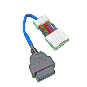 Tesla model 3 diagnose kabel scan my tesla 1