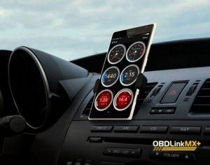 Obdlink mx dashboard
