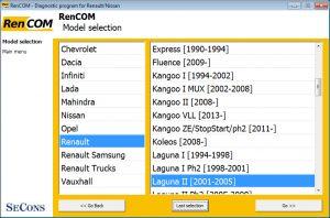Rencom modellen