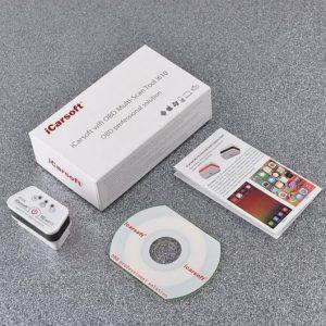I Carsoft i610 accessoires