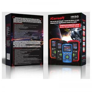 Icarsoft i820 box 1