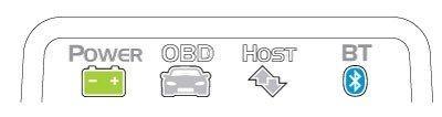 OBDLink LX Power LED