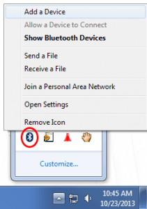 OBDLink toevoegen Windows