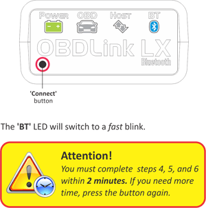 OBDLink LX Connect