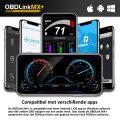 OBD Link MX verschillende apps