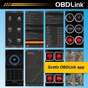 OBD Link CX gratis OBD Link app