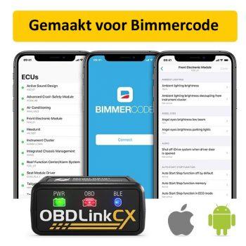 OBD Link CX Bimmercode