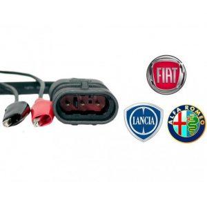 Alfa Romeo Fiat Lancia 3 pin OBD1 OBD2 adapter
